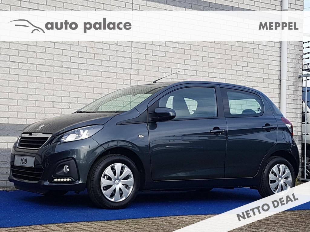 Peugeot 108 1.0 e-vti 68pk active airco parkeercamera carkit