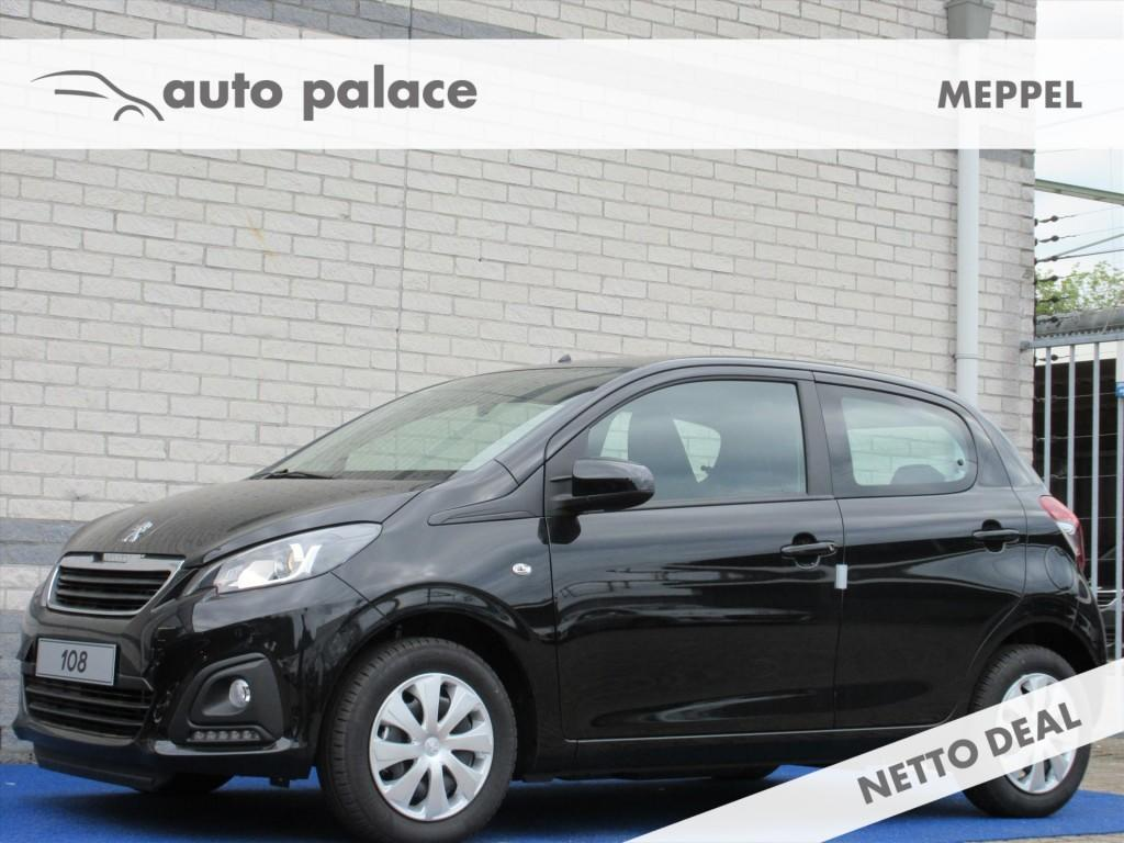 Peugeot 108 Active 1.0 e-vti 68pk airco elk. raambediening bluetooth