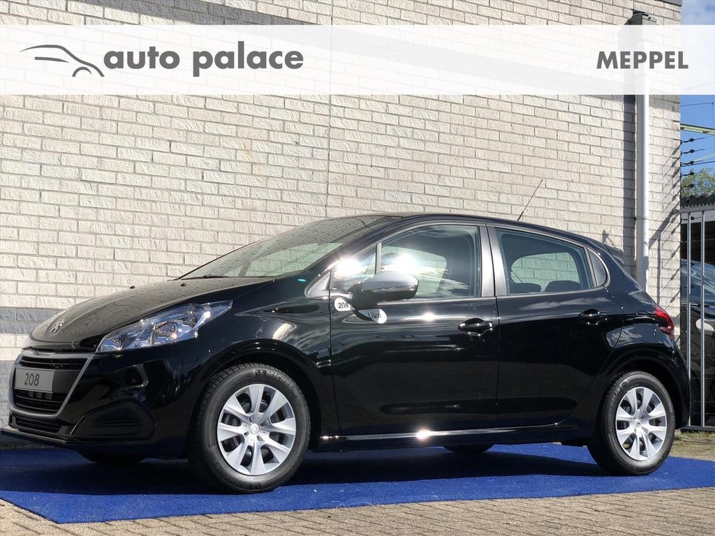 Peugeot 208 1.2 puretech 68pk like radio cd-speler airco cruise