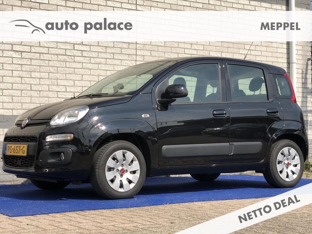 Fiat Panda Lounge twinair 80pk airco stuurwiel bediening