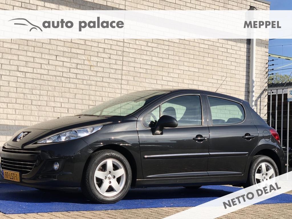 Peugeot 207 1.4 vti 16v style airco trekhaak cruise