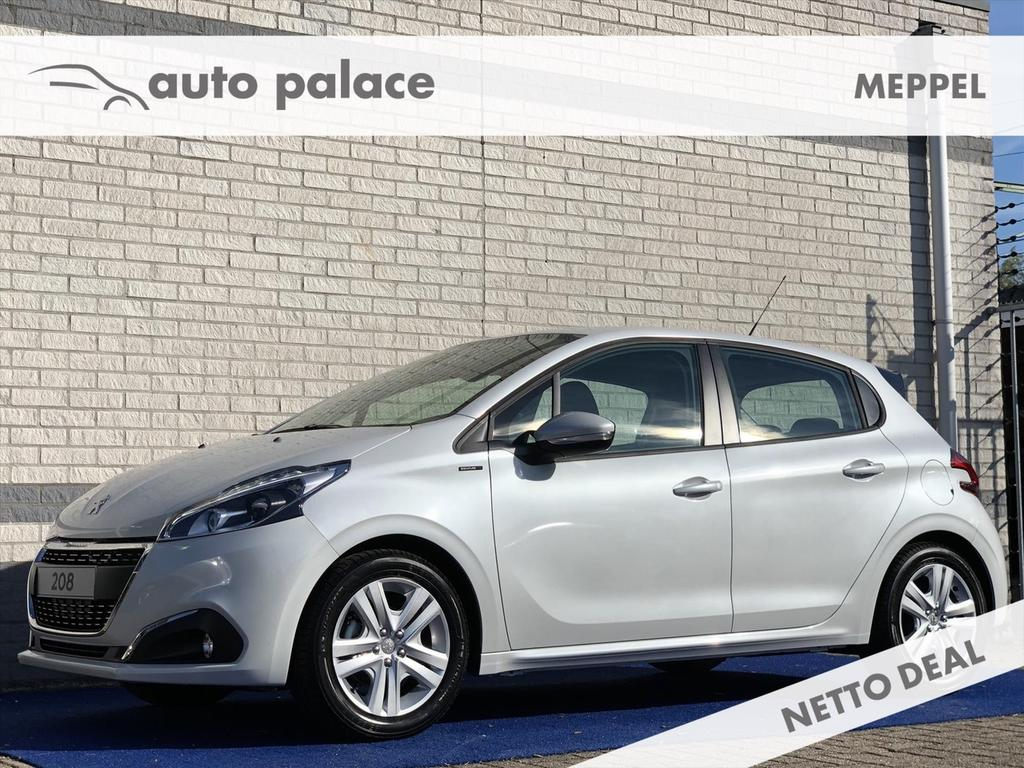 Peugeot 208 Signature 82pk cruise apple carplay/android auto