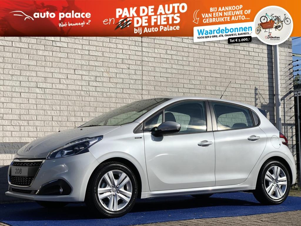 Peugeot 208 Signature 82pk cruise apple carplay/android auto