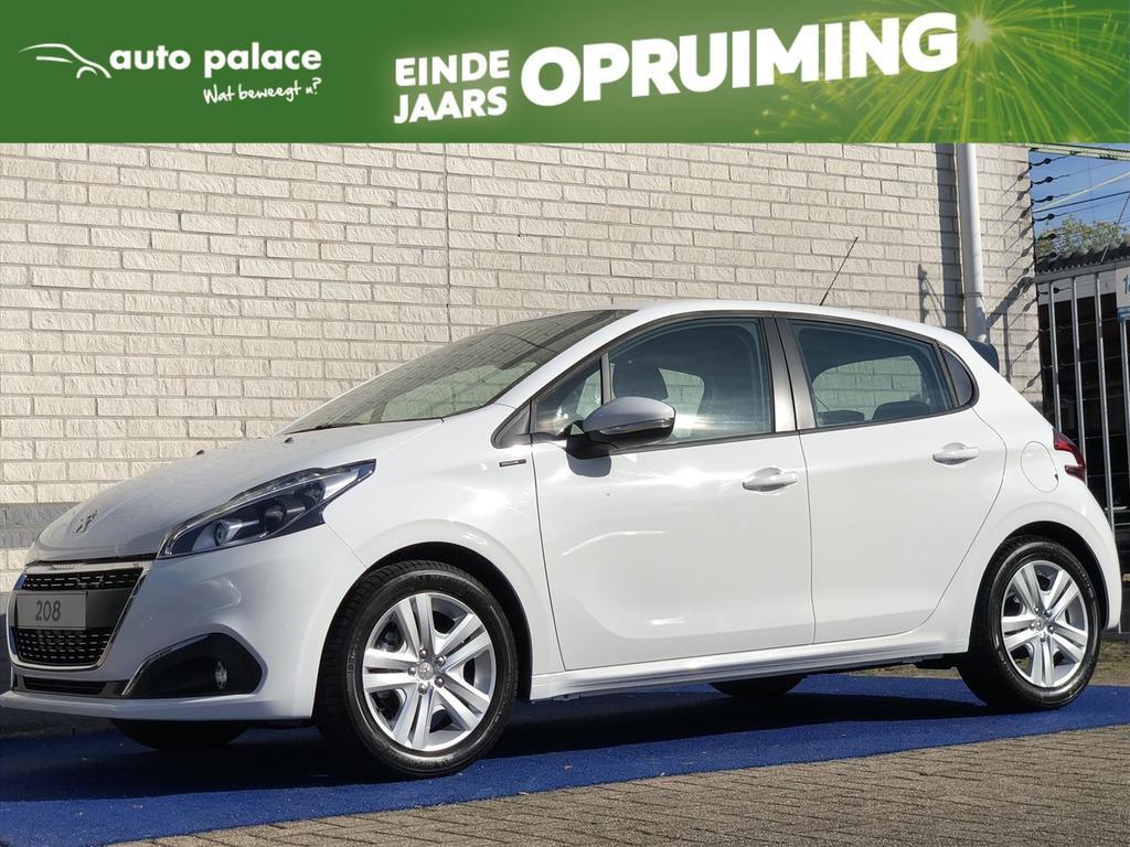 Peugeot 208 Signature 82pk navigatie cruise pc achter apple/android auto