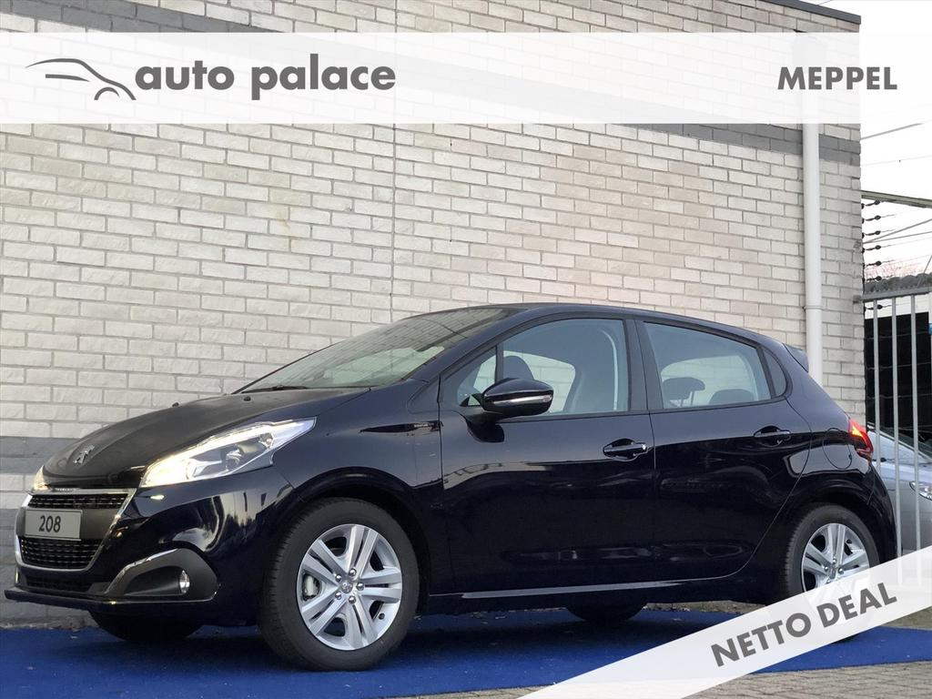 Peugeot 208 Signature 82pk navigatie cruise pc achter apple/android auto