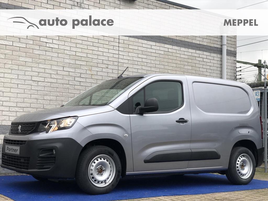 Peugeot Partner Premium 75pk parkeer sensoren achter airco apple/android auto