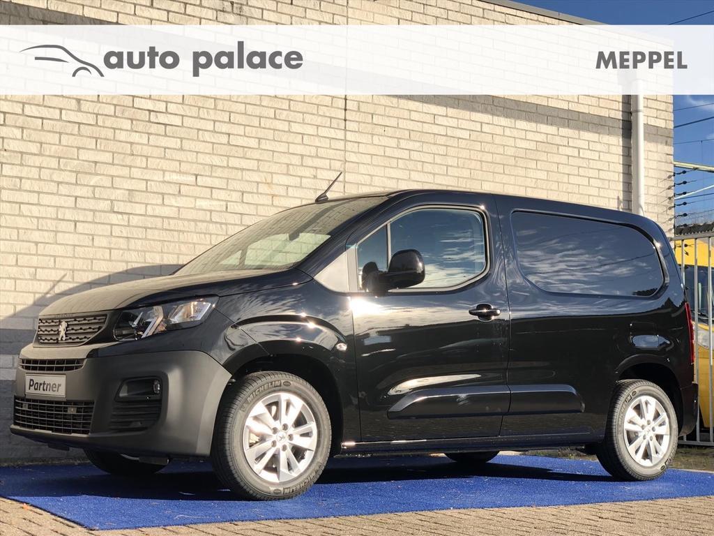 Peugeot Partner Premium 130pk 650kg clima navigatie camera achter + dodehoek