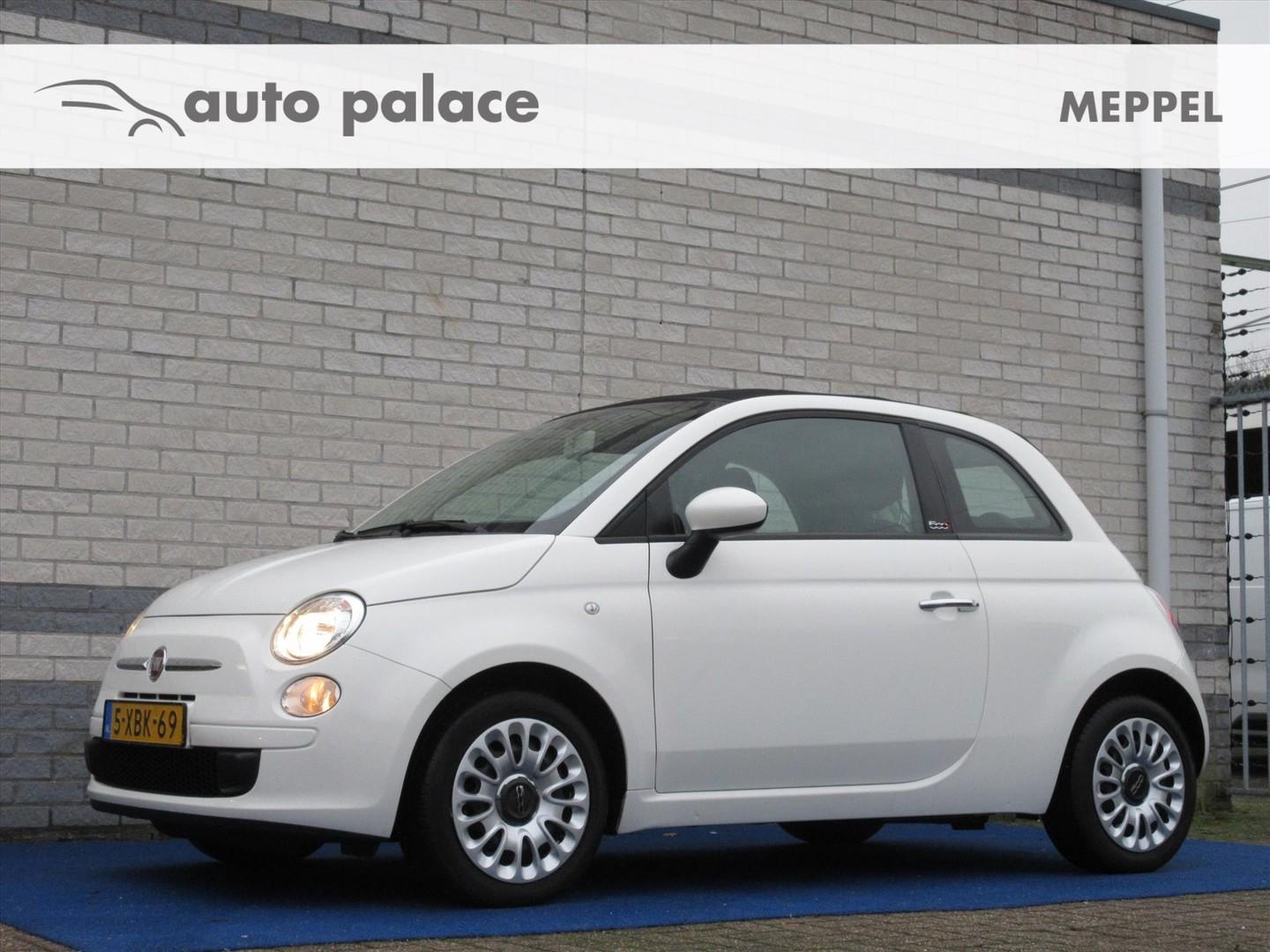 Fiat 500c Twin air 80 cabrio pop sensoren achter airco
