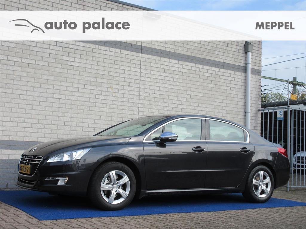 Peugeot 508 1.6 e-hdi executive 112pk automaat trekhaak cruise clima
