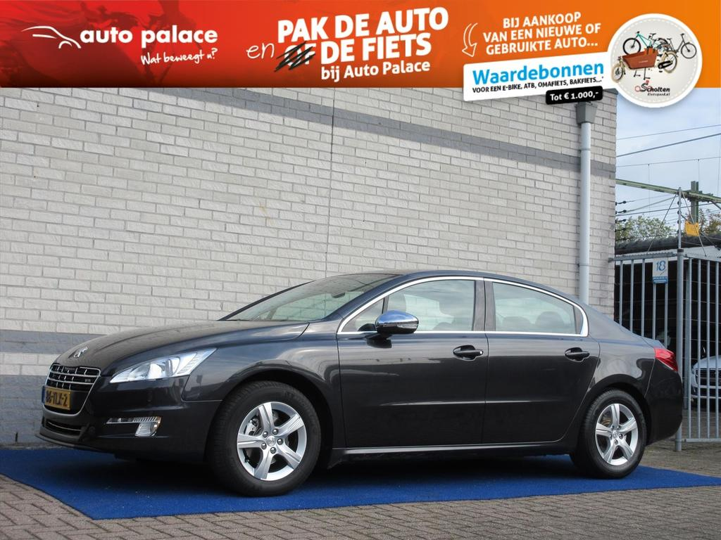 Peugeot 508 1.6 e-hdi executive 112pk automaat trekhaak cruise clima