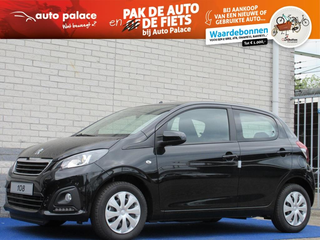 Peugeot 108 Active 72pk airco bluetooth carkit boordcomputer