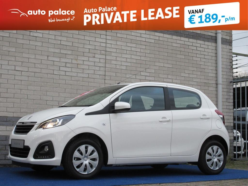 Peugeot 108 Active airco bluetooth carkit boordcomputer