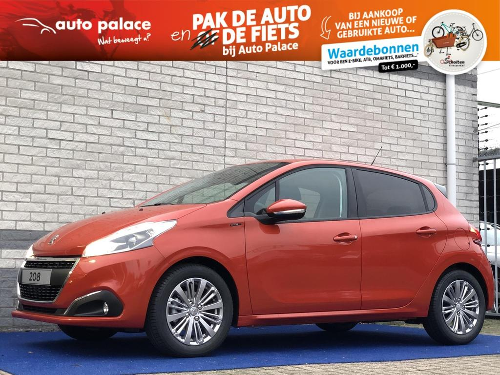 Peugeot 208 Signature 82pk navigatie airco applecarplay/android auto