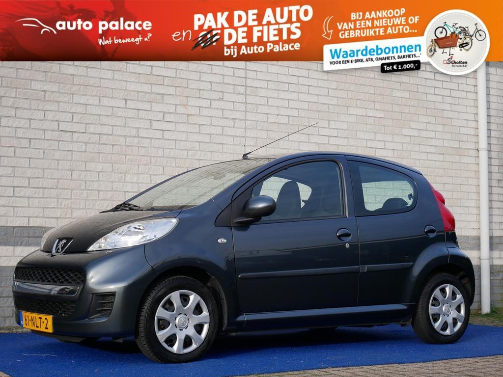 Peugeot 107 Xs 68pk airco radio/cd elektrisch bedienbare ramen voor