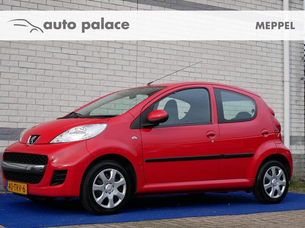 Peugeot 107 Active 68pk radio/cd