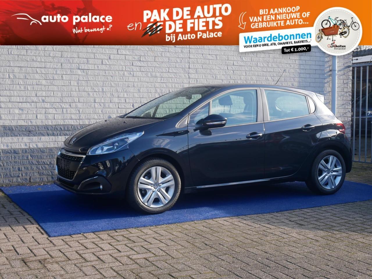 Peugeot 208 Signature 82pk airco navigatie sensoren achter cruise