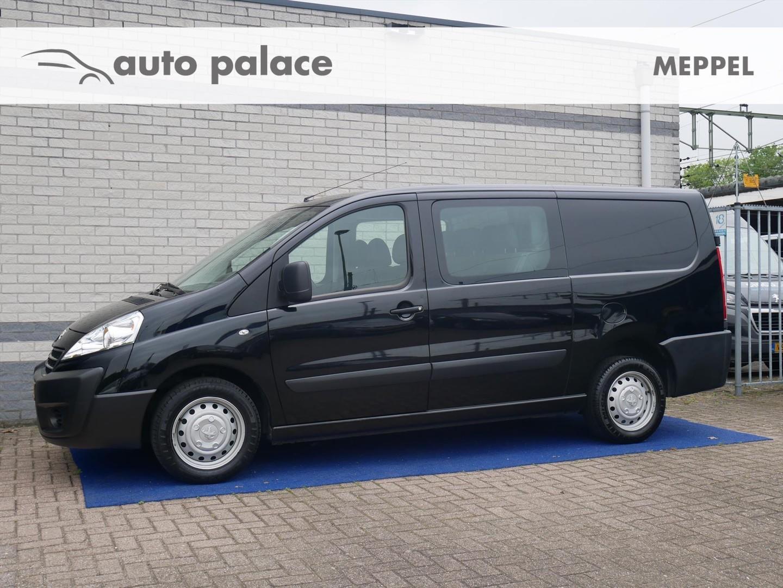 Peugeot Expert Gbdc 2.0 hdi 160pk zwart