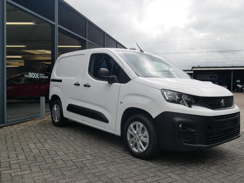 Peugeot Partner Asphalt bluehdi 100 s&s camera sensor