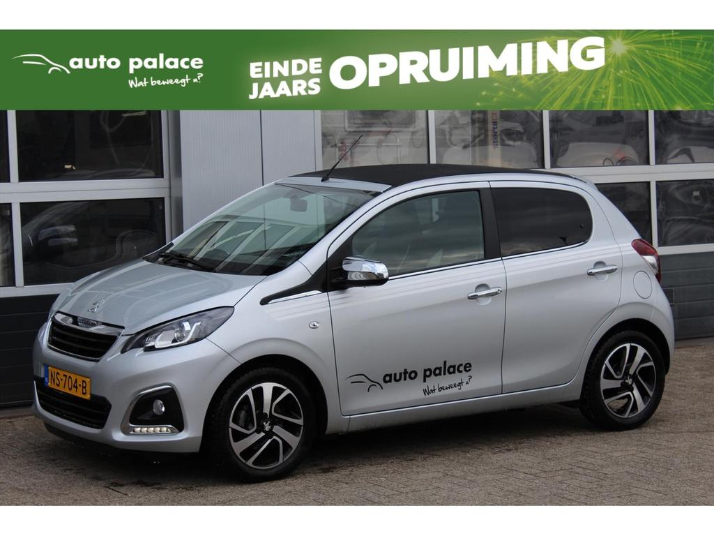 Peugeot 108 Top! collection 68pk