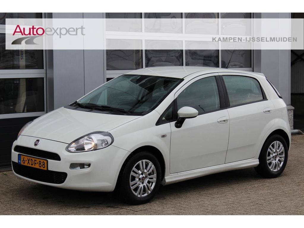 Fiat Punto Multijet 80 street 5-deurs