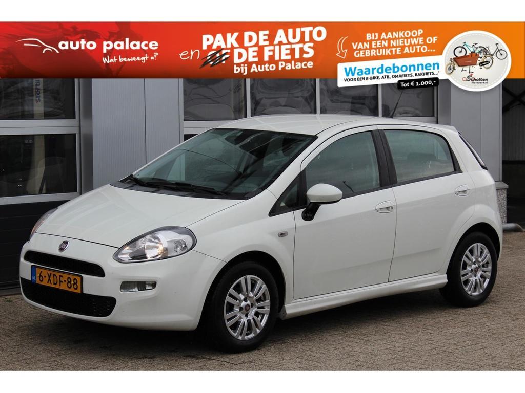 Fiat Punto 1.3 multijet 16v 80pk 5d street