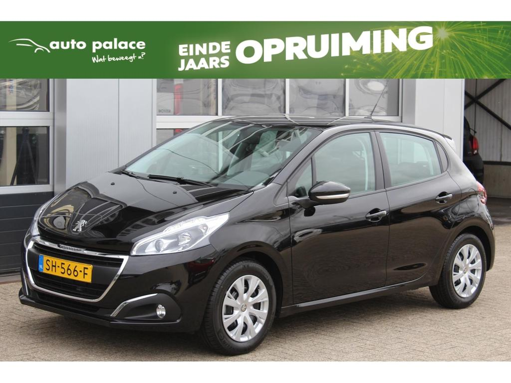 Peugeot 208 Blue lion 1.2 puretech 82pk 5-deurs netto deal