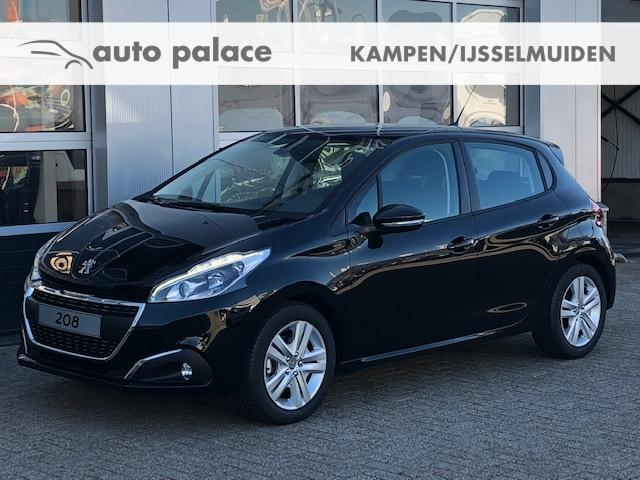 Peugeot 208 Signature puretech 82pk netto deal