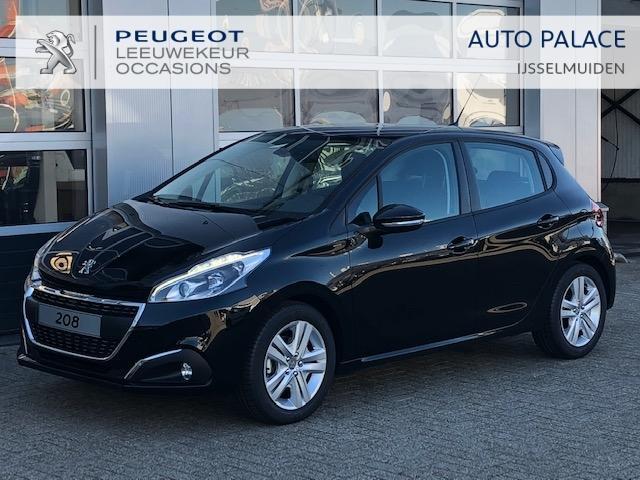 Peugeot 208 Signature puretech 82pk netto deal