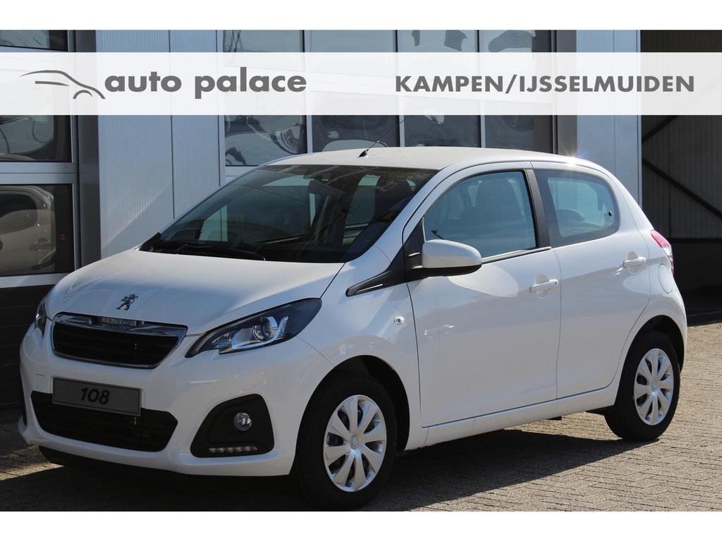 Peugeot 108 Active vti 72pk 5-deurs netto deal