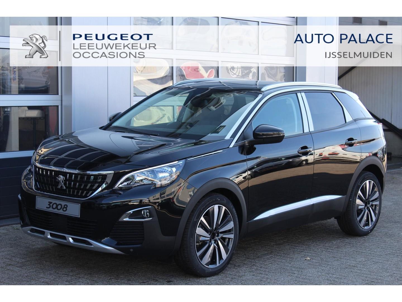 Peugeot 3008 1.5 bluehdi 130pk blue lease premium