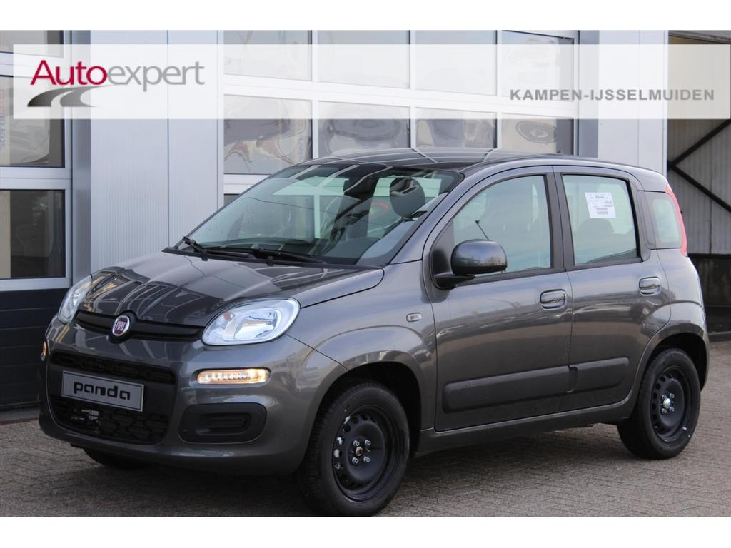 Fiat Panda Twinair turbo 80pk dualogic lounge netto deal korting € 2000.-