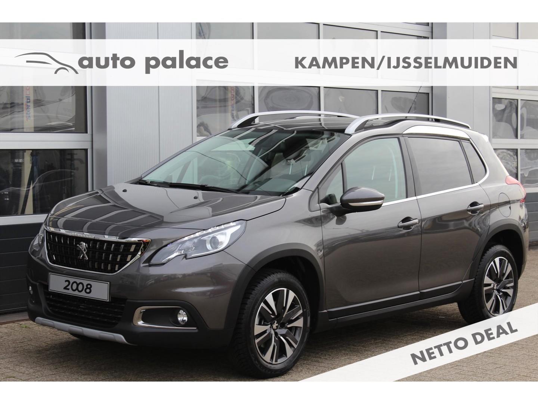 Peugeot 2008 Allure puretech 110pk automaat netto deal korting € 4075.- !