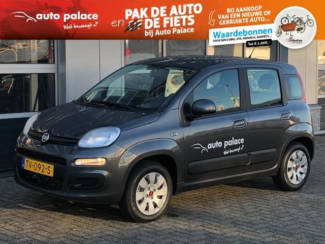 Fiat Panda Twinair turbo 80pk popstar hoge instap