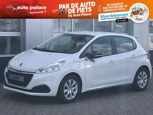 Peugeot 208 Like puretech 68pk private lease slechts € 261.-* per maand !