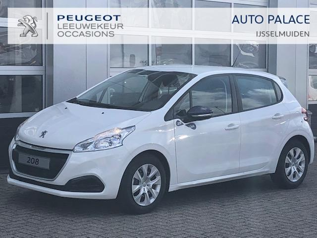 Peugeot 208 Like puretech 68pk private lease slechts € 299.-* per maand !