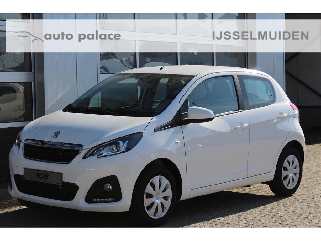 Peugeot 108 Active vti 72pk 5-deurs private lease slechts € 217.-* per maand