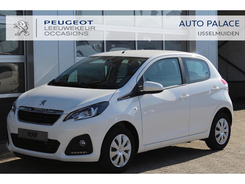 Peugeot 108 Active vti 72pk 5-deurs private lease slechts € 199.-* per maand