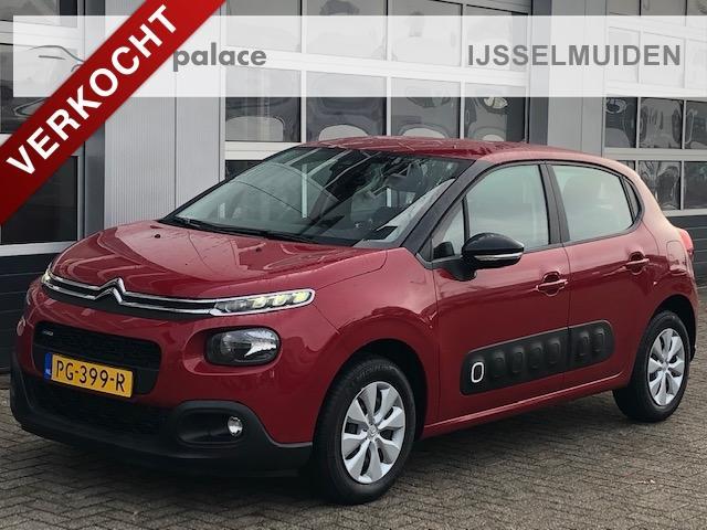Citroën C3 1.2 puretech 82pk feel clima navi