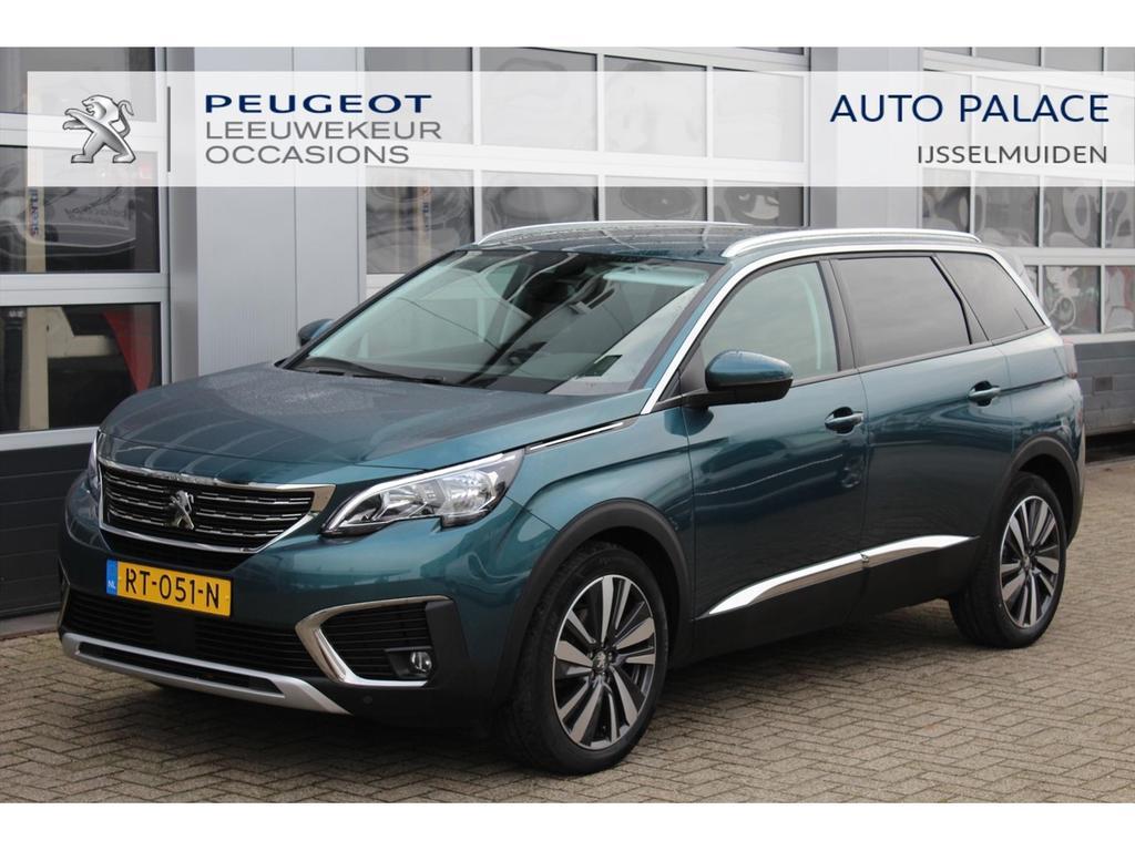 Peugeot 5008 Allure 1.6 bleu hdi 120pk