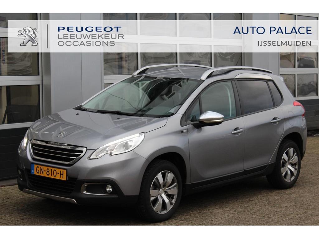 Peugeot 2008 Style 1.2 puretech 82pk