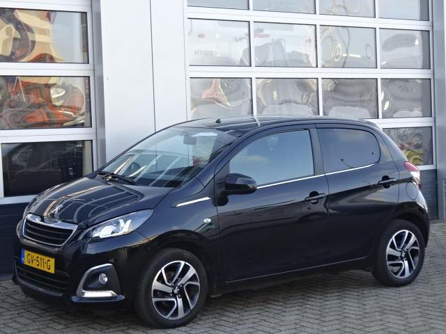 Peugeot 108 1.0 e-vti 68pk