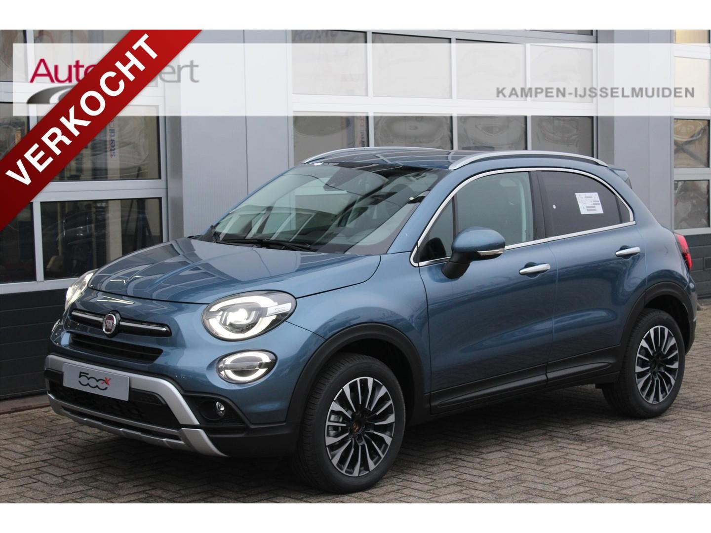 Fiat 500x City cross opening edition 1.3 gse 150pk automaat