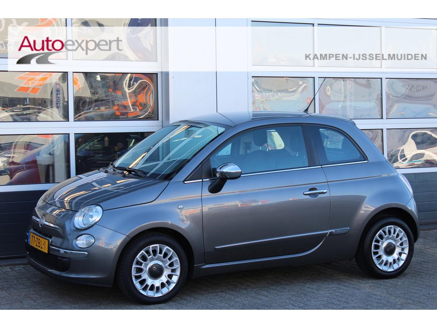 Fiat 500 0.9 85pk twinair turbo pop automaat