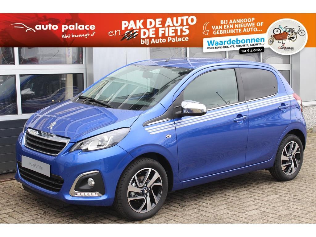 Peugeot 108 1.0 e-vti 72pk 5d collection