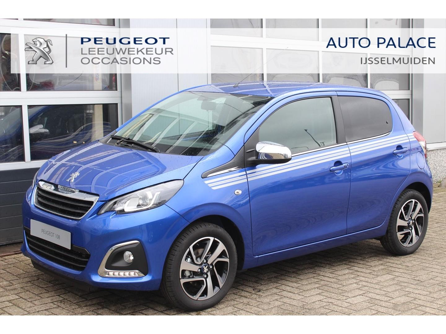 Peugeot 108 1.0 e-vti 72pk 5d collection