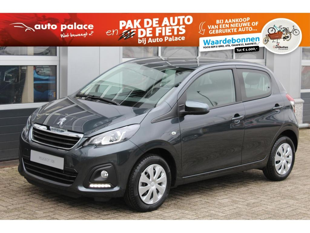 Peugeot 108 Active e-vti 72pk netto deal 5-deurs