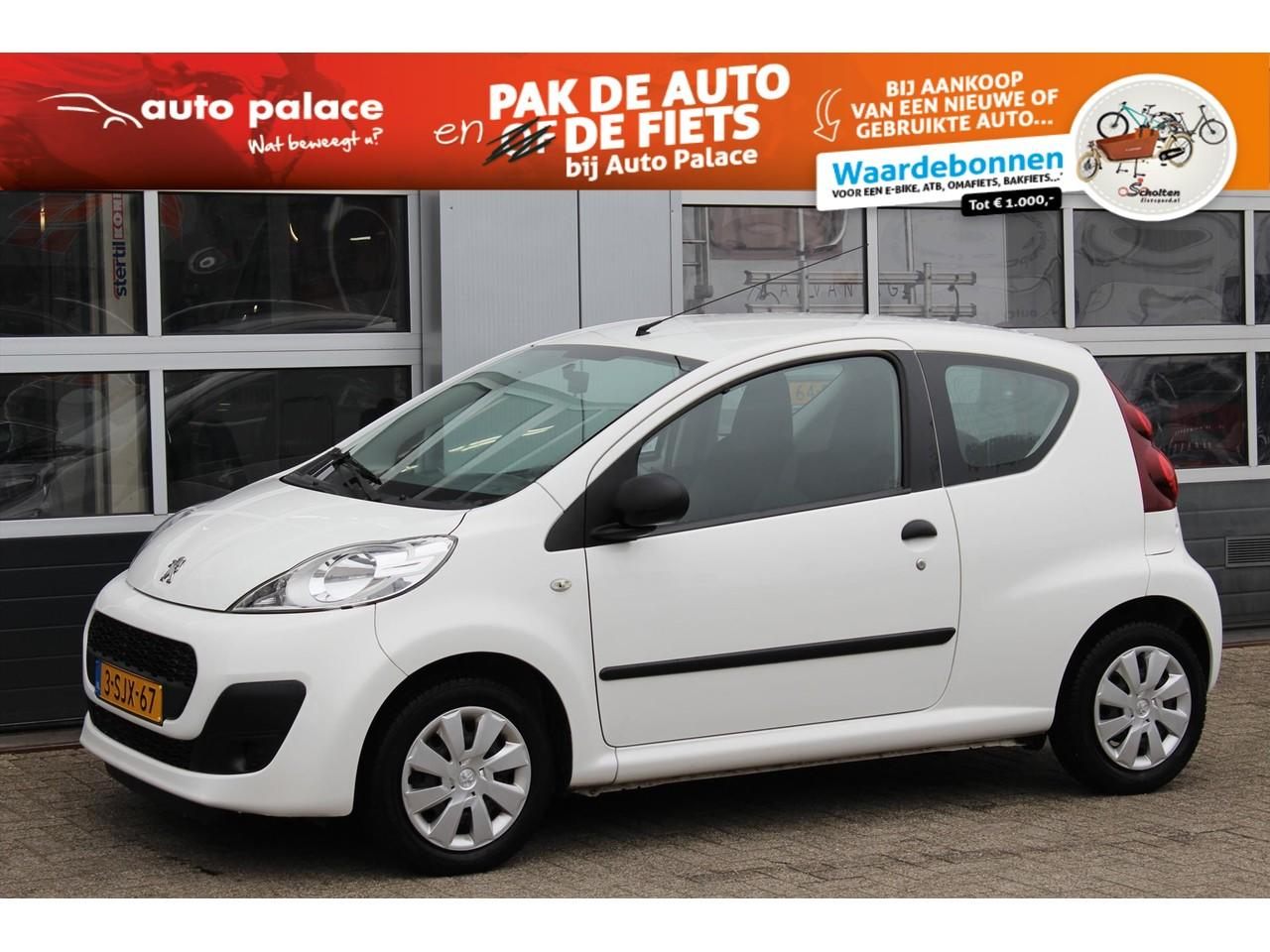Peugeot 107 Access 1.0-12v 3-drs pack accent