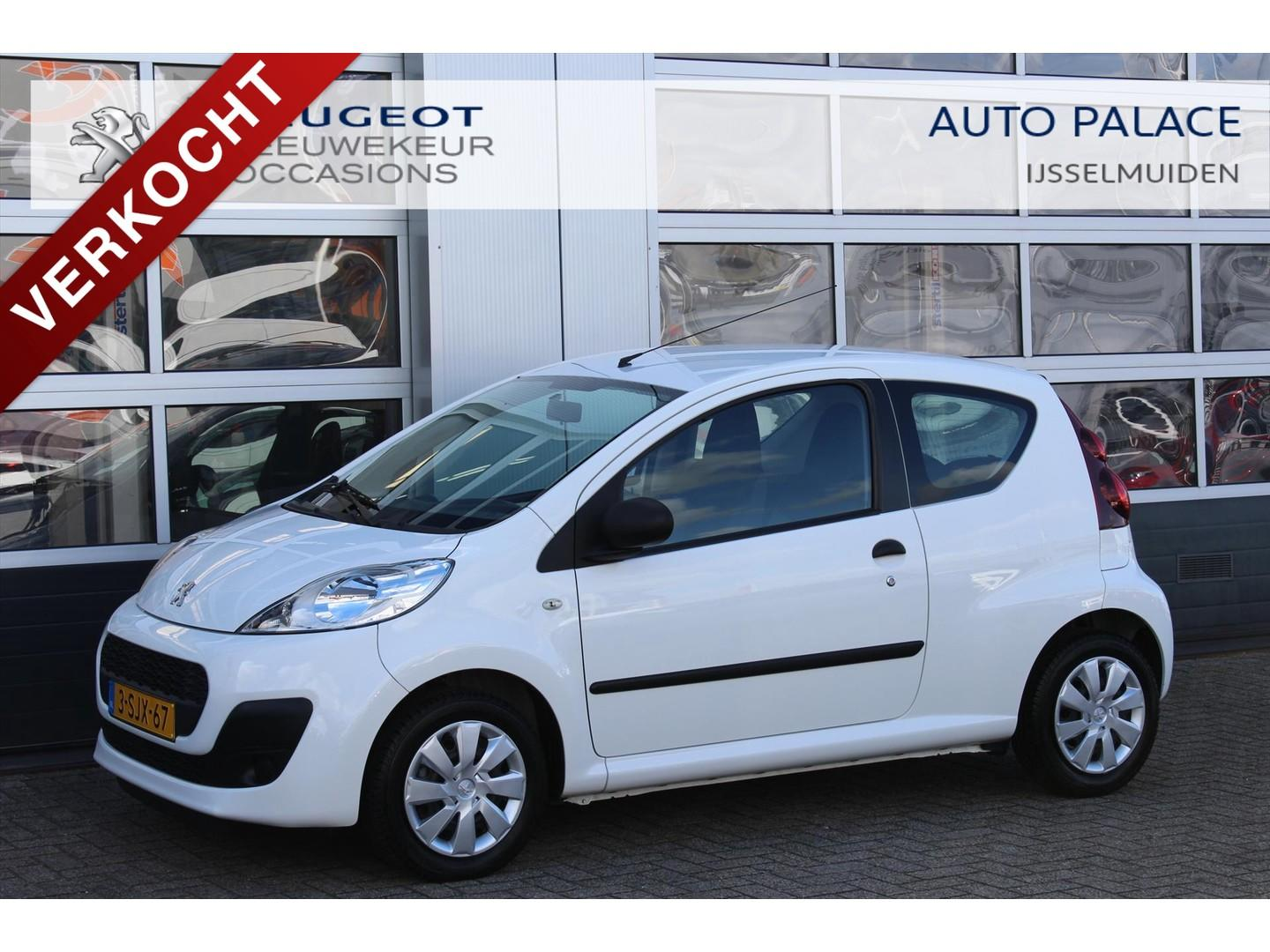 Peugeot 107 Access 1.0-12v 3drs pack accent
