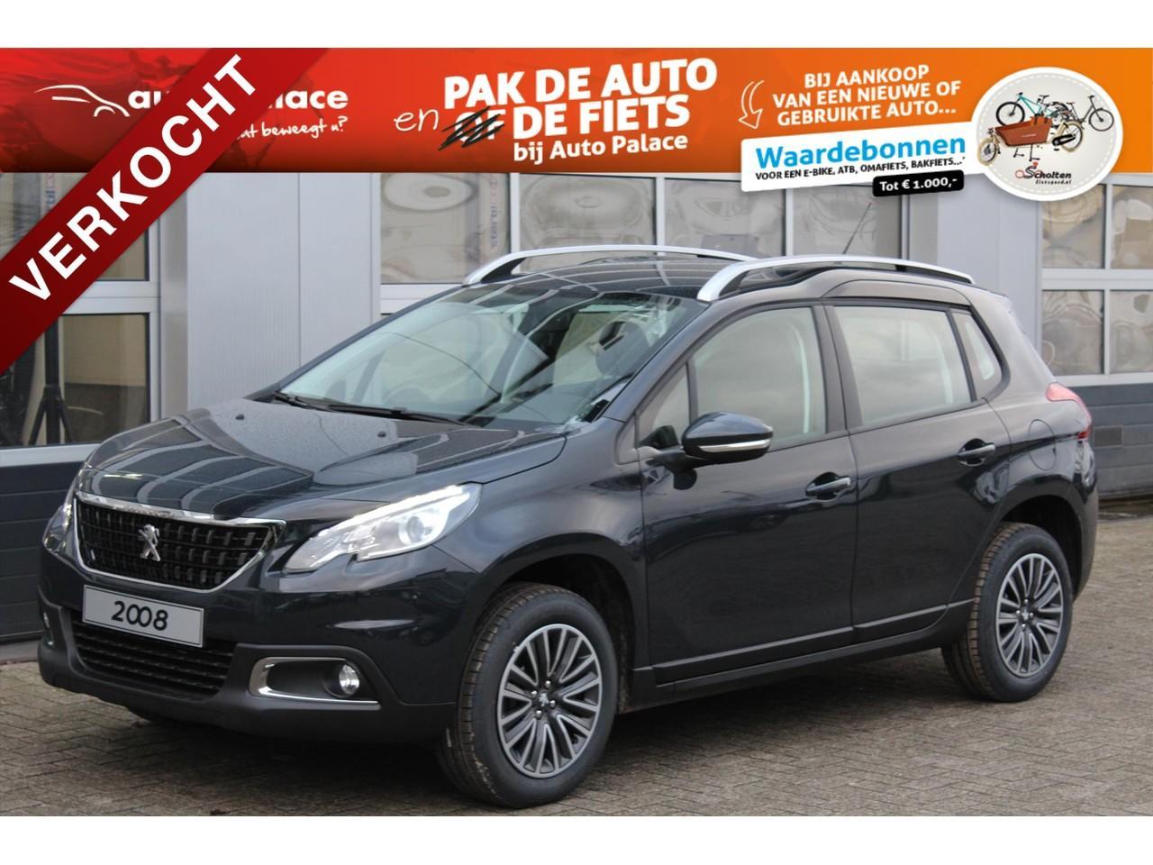 Peugeot 2008 Blue loin 1.2 puretech 82pk