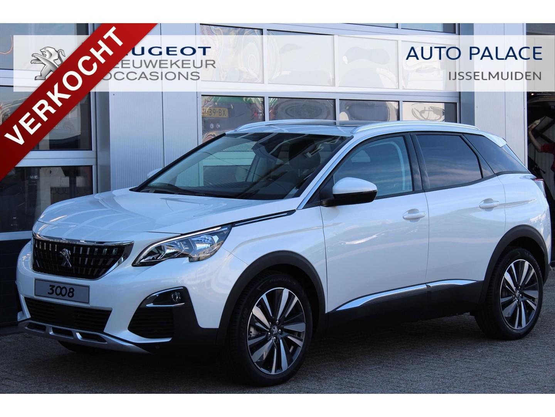 Peugeot 3008 1.5 bluehdi 130pk b. lease premium